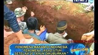 Video On The Spot - Fenomena Makam di Indonesia MP3, 3GP, MP4, WEBM, AVI, FLV Oktober 2018
