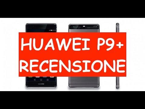 Recensione Huawei P9 Plus