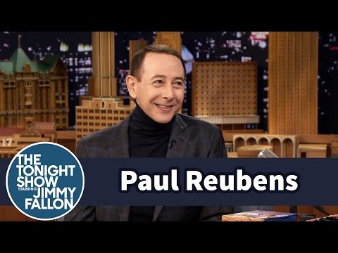 Youtube - Jimmy talks to Paul Reubens about the complete series of Pee-wee's Playhouse being released on Blu-ray, and Paul reveals new Pee Wee movie details. Subscribe NOW to The Tonight Show Starring.