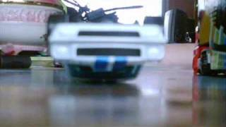 The Fast And The Furious Tokyo Drift (hot Wheels Stop Motion Vid)