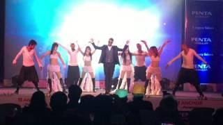 vikalp mehta first dance performance at event