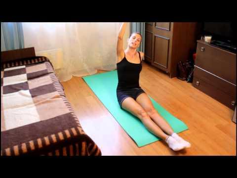 Как подтянуть мышцы ягодиц видео?