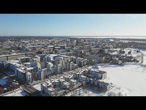 Φινλανδία: 'Εξι πόλεις- πρωτοπόροι στη βιώσιμη αστική ανάπτυξη…