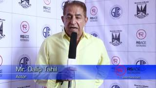 Dalip Tahil Speaks About RSACE