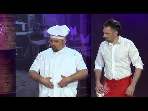 Kabaret Młodych Panów - Śląski kucharz / Anglik w restauracji
