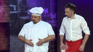 Skecz, kabaret = Kabaret Młodych Panów - Śląski kucharz