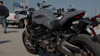 5. The Monster 1200 S surprised me! | Ducati Demo Day