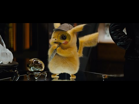 Preview Trailer Pokémon - Detective Pikachu, nuovo trailer italiano del film tratto dal videogame