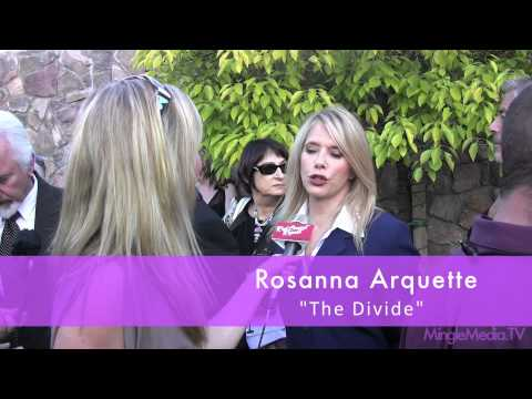 Rosanna Arquette at the 37th Annual Saturn Awards Red Carpet
