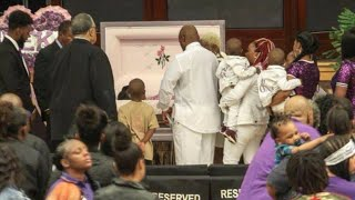 KENNEKA JENKINS FUNERAL SERVICE AND PICTURES