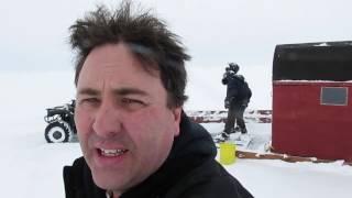Lake Simcoe ICEFISHING Ice Report FEB,11,2017