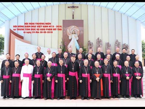 Thánh lễ bế mạc Hội nghị thường niên kỳ II-2018 tại Trung tâm hành hương Ba Giồng