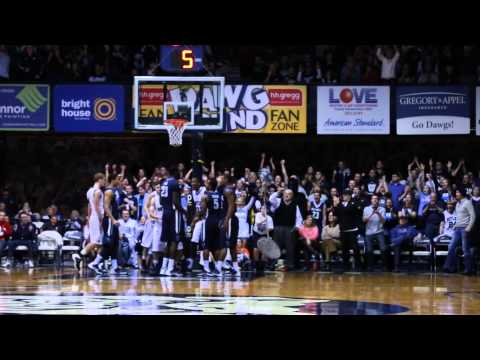 Men's Basketball Highlights vs. No.11 Villanova