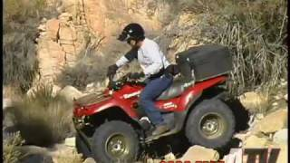 9. ATV Television - 2003 Kawasaki Prairie 360 4x4 Test