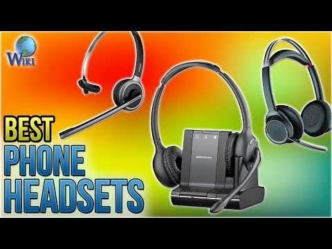 10 Best Phone Headsets 2018