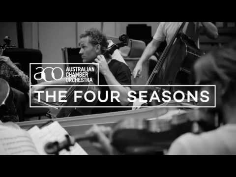 Live in the Studio: The Four Seasons