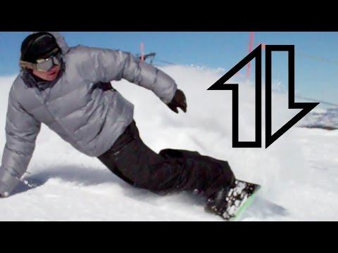 2014 snowboarding  Ultimate Buttering / Flatland