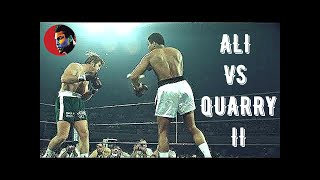 Video Muhammad Ali vs Jerry Quarry II #Legendary Night# HD MP3, 3GP, MP4, WEBM, AVI, FLV Oktober 2018