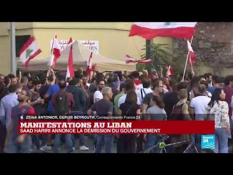 Démission de Saad Hariri : A Beyrouth l'effervescence monte