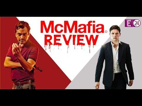 ''MC MAFIA'' || REVIEW || देखें कैसी है  Nawazuddin Siddiqui की International mini-series