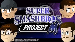 Drunk SGB Play: Project M
