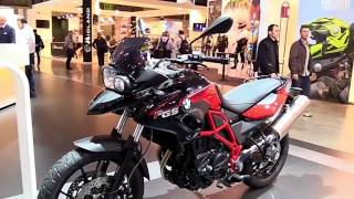 8. 2018 BMW F700 GS SE Special Lookaround Le Moto Around The World