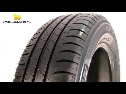 Youtube Michelin Energy Saver 195/55 R16 87 H * GreenX Letní