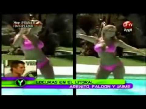 Faloon Larraguibel, belleza chilena