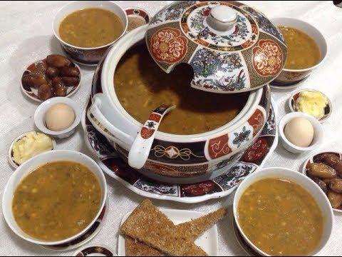العرب اليوم - تعرفي على أبسط الطرق لتحضير الحريرة بالفول في شهر رمضان الكريم