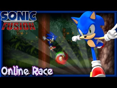 Sonic Fusion: Online Multiplayer #09