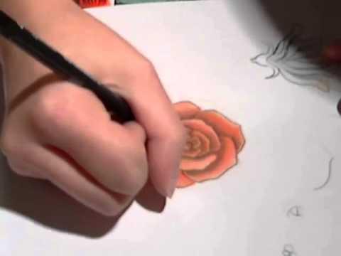 Tutorial: Rosen Zeichnen leicht gemacht