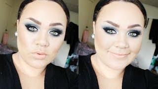 Rihanna Celebrity Look-a-like Makeup Tutorial ♡ Collab W/ Mla1x