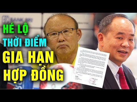 Lo Ngại HLV Park Hang-seo Sẽ Rời Việt Nam VFF Nhanh Chóng Hé Lộ Thời Điểm Gia Hạn Hợp Đồng - Thời lượng: 10 phút.
