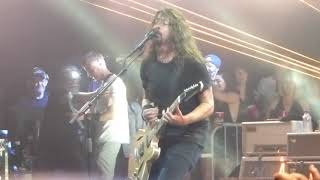 Foo Fighters - Everlong (Houston 04.19.18) HD