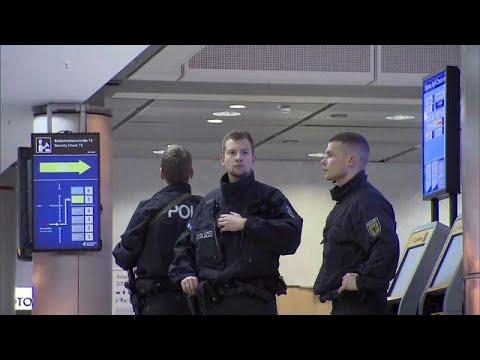 Ενίσχυση μέτρων ασφαλείας στο αεροδρόμιο της Στουτγκάρδης…