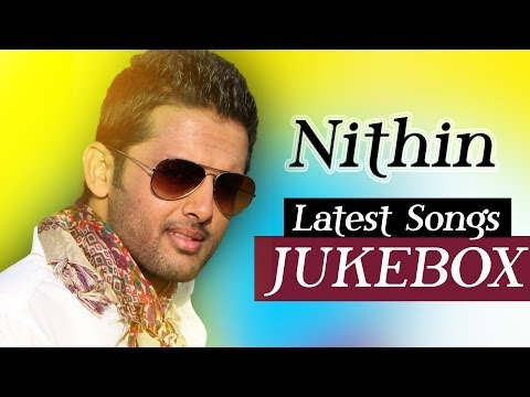 Nithin Super Hit Songs || Jukebox