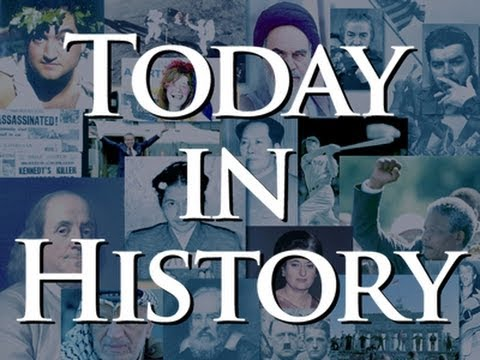 Today in History: October 18