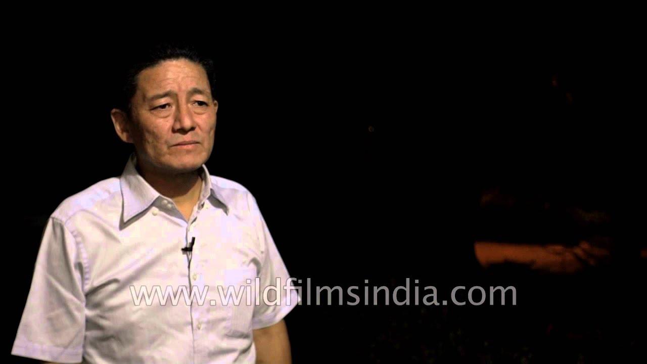 Paulite Jamling Tenzing Norgay talks about adventure sports in India