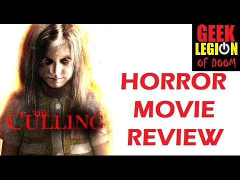 THE CULLING ( 2015 ) Horror Movie Review