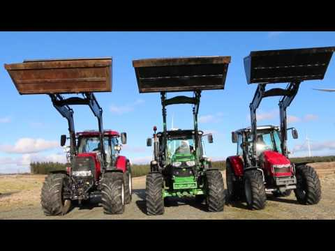 traktordansen