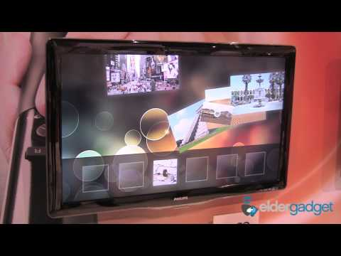 CES 2012 Video: Philips UWand Remote