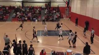 David Cushing and Cushing vs. Cole Swider and St. Andrew's