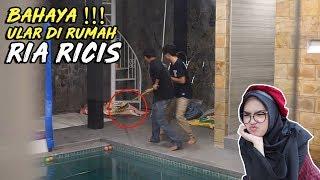Video PRANK ADA ULAR MASUK KERUMAH RIA RICIS !!! MP3, 3GP, MP4, WEBM, AVI, FLV Februari 2019