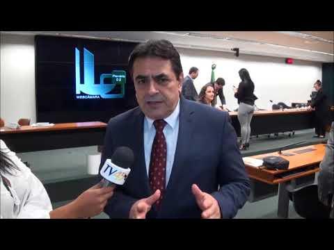Deputado Domingos Sávio destaca avanços e desafios nos 10 anos da Lei Seca