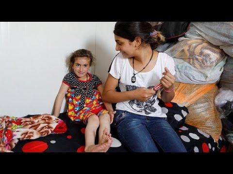 Ιράκ: Στην αγκαλιά της μητέρας της 6χρονη που είχαν απαγάγει οι τζιχαντιστές