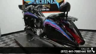 10. 2009 Victory Vision Arlen Ness Signature Series  - Dream ...