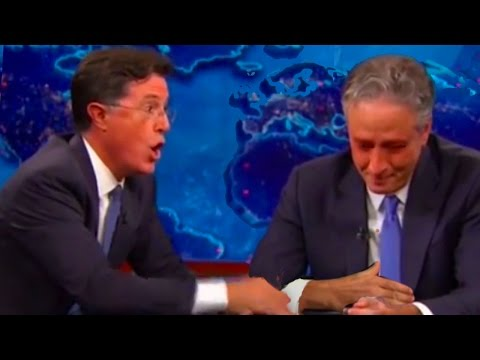 See The Best Clips from Jon Stewart's Last Show!