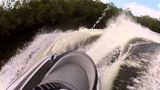 8. Yamaha FX SHO Cruiser top speed blast through the mangroves