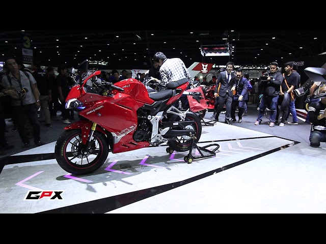 GPX Motor Expo 2017
