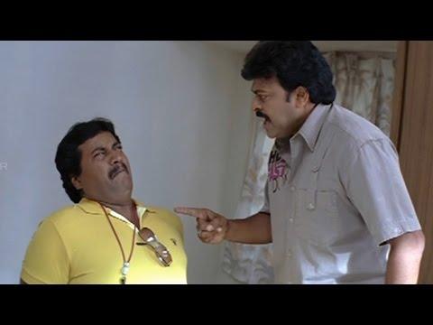 Jai Chiranjeeva Movie || Sunil Kidnaping Hilarious Comedy Scene